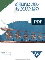 Alrededor Del Mundo (Madrid). 10-10-1925