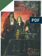 7º Mar - Naciones de Theah Libro II Las Naciones Piratas