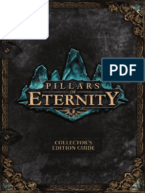 Pillars of Eternity Official Game Guide pdf | Elfo (Dungeons