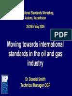 OGP Standards
