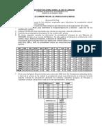 Primer Examen Parcial de Hidrologia Undac 2008-i