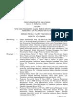 P.39 Thn 2008 Sanksi Administratif