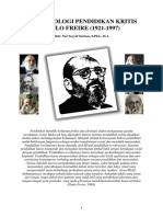 [08] Hand-out_epistemologi Pendidikan Kritis Paulo Freire