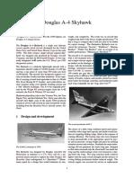 Douglas a-4 Skyhawk