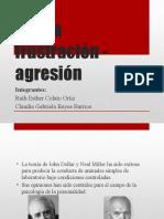 Teoría frustración - agresión