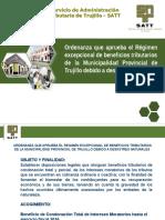 Proyecto BENEFICIOS DAMNIFICADOS