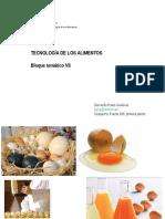 Tema 49 Huevos y Ovoproductos