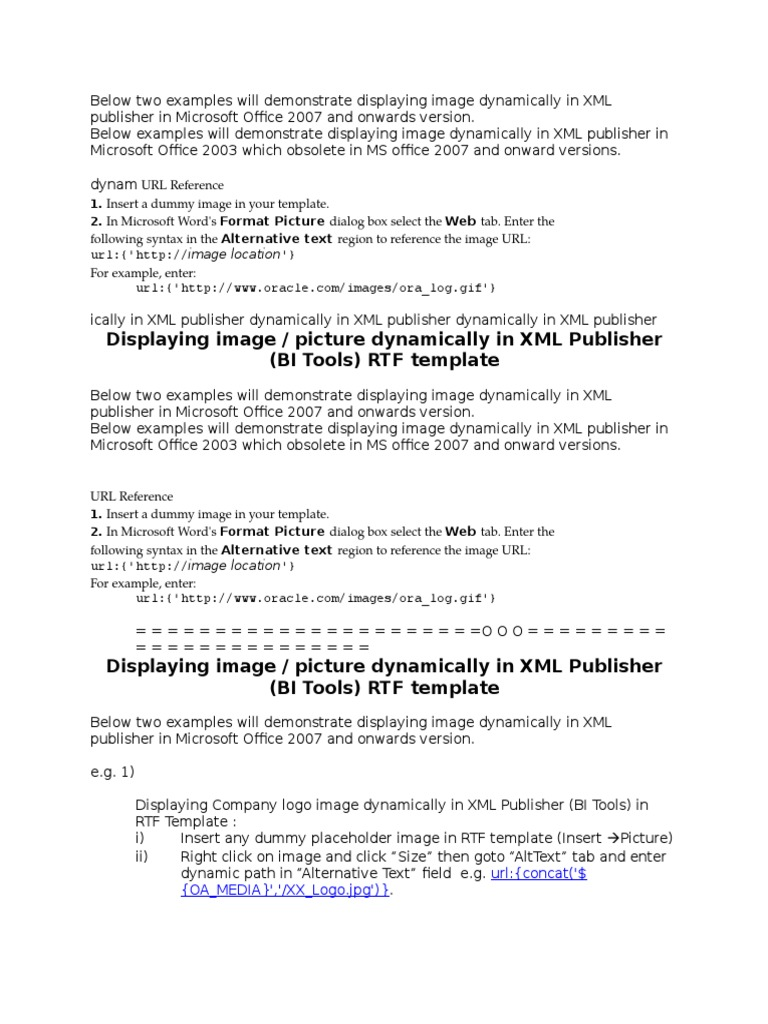 Ungewöhnlich Bi Publisher Rtf Vorlage Galerie - Beispiel ...