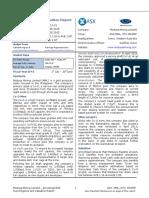 Medusa Mining Limited ABID Report 18May15