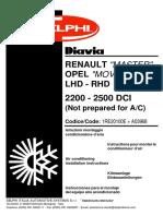 Schema Electrica Renault Master