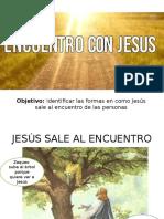 Los Encuentros Con Jesus
