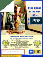 Lic New Moneyback Plan