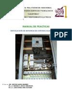 Practicas de Instalacion de Sistemas de Control Electrico