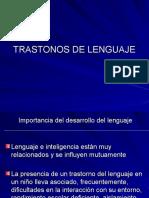 Trastorns Del Llenguatge