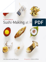 [Hiro Sone, Lissa Doumani, Antonis Achilleos] a Visual Guide to Sushi Making at Home