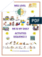 MS1 FULL Sequence 3 - Me & My Daily Activities
