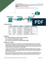 8.2.2.4 Lab - Configuring SNMP - ILM.pdf