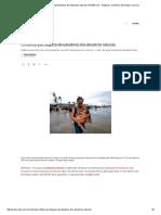 Os Efeitos Psicológicos Devastadores Dos Desastres Naturais _ EXAME