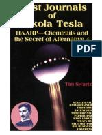 Book The Lost Journals of Nikola Tesla.pdf
