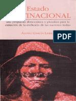 Alvaro Garcia Linera - Estado Multinacional.pdf