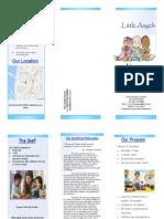 revised brochure
