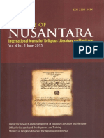 A Taqr³§ for a Nineteenth Century Indonesian Manuscript