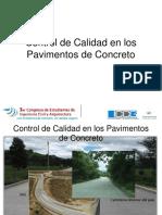 Control de Calidad en Pavimentos de Concreto[1]