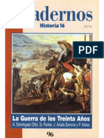 Cuadernos Historia 16, Nº 096 - La Guerra de Los Treinta Años
