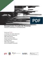 DESAPARICIÒN FORZADA