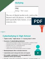 Ct Cyberbullyingpresentation High