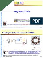 【交流驅動】03:Magnetic Circuits