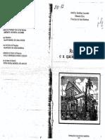 Rui Barbosa e a Queima Dos Arquivos