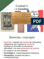 Derechos y Garantias Abogacia I