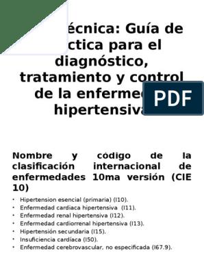 Código icd 9 para insuficiencia cardíaca con hipertensión