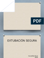 Extubacion Segura