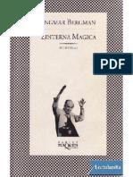 Linterna Magica - Ingmar Bergman