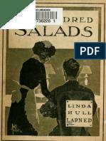1914 One Hundred Salads