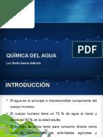 Presentacion 3 Quimica Del Agua