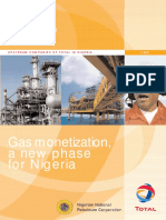 Total Gas Monetization