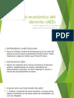 Análisis Económico Del Derecho (AED) CLASE NUMERO 3