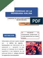 Seminario_enfermedad de La Membrana Hialina