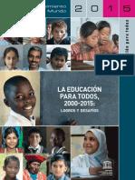 UNESCO 2015 EDUCACIÓN PARA TODOS.pdf