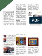 Triptico Material Educativo Imprimir
