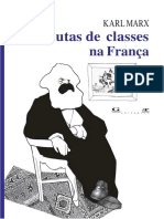 MARX, Karl. as Lutas de Classes Na França