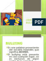 Taller Bullying Marzo