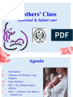 Mothers Class