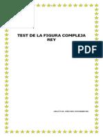 Test de Una Figura Compleja Rey