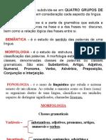 GRAMATICA - Completa - Bom - Ensino Médio