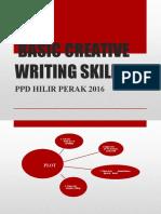 Basic Creative Writing Skill