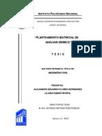 PLANTEAMIENTO MATRICIAL DE ANALISIS SISMICO.pdf